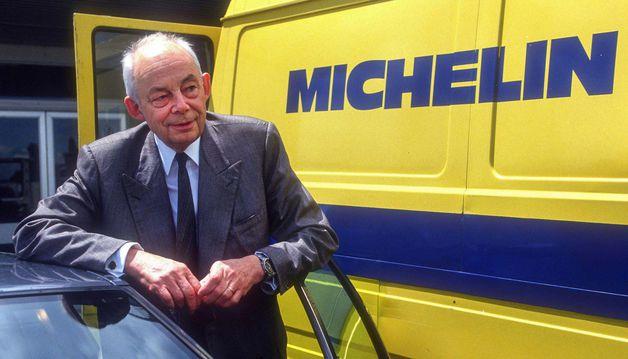 Fallece presidente y líder histórico de llantera Michelin