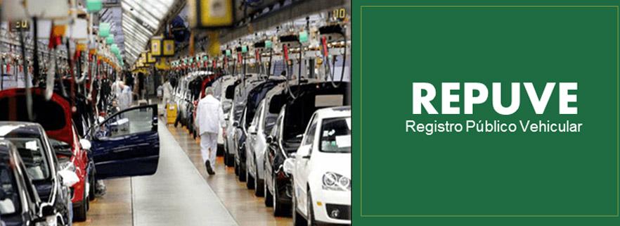 Industria automotriz espera reactivación del Repuve