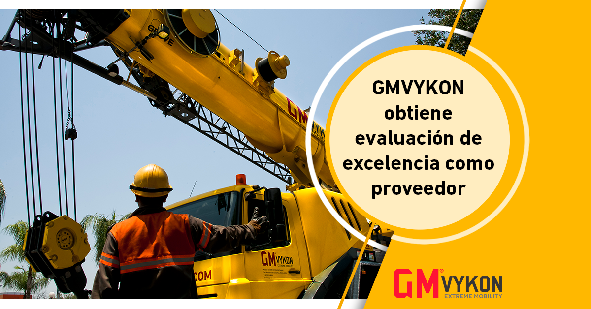 GMVYKON recibe evaluación de excelencia