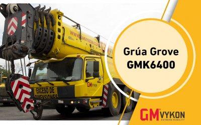 Grúas Grove GMK6400